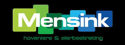 Mensink Hoveniers en Sierbestrating
